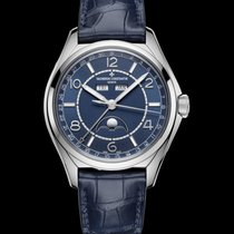 Vacheron Constantin Fiftysix Steel 40mm Blue Arabic numerals United States of America, Georgia, Alpharetta