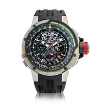 Richard Mille Titanio 51mm Automático