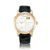 A. Lange & Söhne Lange 1 Rose gold 39mm Silver United States of America, New York, New York