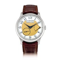 F.P.Journe Steel 38mm Manual winding Souveraine United States of America, New York, New York
