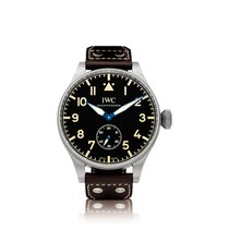 IWC Big Pilot Titanium 55mm Black United States of America, New York, New York
