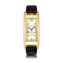 Movado Circa Yellow gold 55mm Silver United States of America, New York, New York