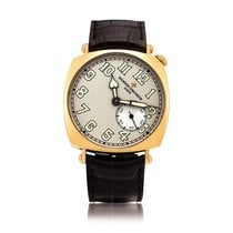 Vacheron Constantin Historiques Yellow gold 40mm Silver United States of America, New York, New York