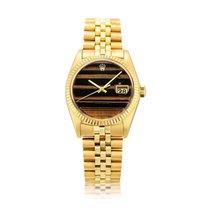 Rolex Datejust Yellow gold 36mm United States of America, New York, New York