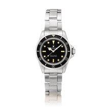 Rolex Submariner (No Date) Steel 40mm Black United States of America, New York, New York