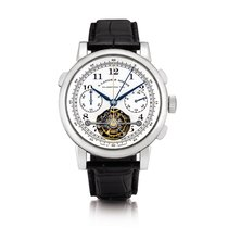 A. Lange & Söhne Tourbograph Platinum 41.5mm Manual winding United States of America, New York, New York