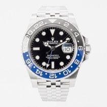 Rolex GMT-Master II Steel 40mm Black No numerals United Kingdom, Guildford,Surrey
