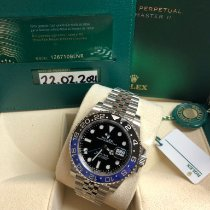 Rolex GMT-Master II 126710BLNR Very good Steel 40mm Automatic