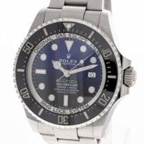 Rolex Sea-Dweller Deepsea Stahl 44mm Blau Keine Ziffern Deutschland, Hannover