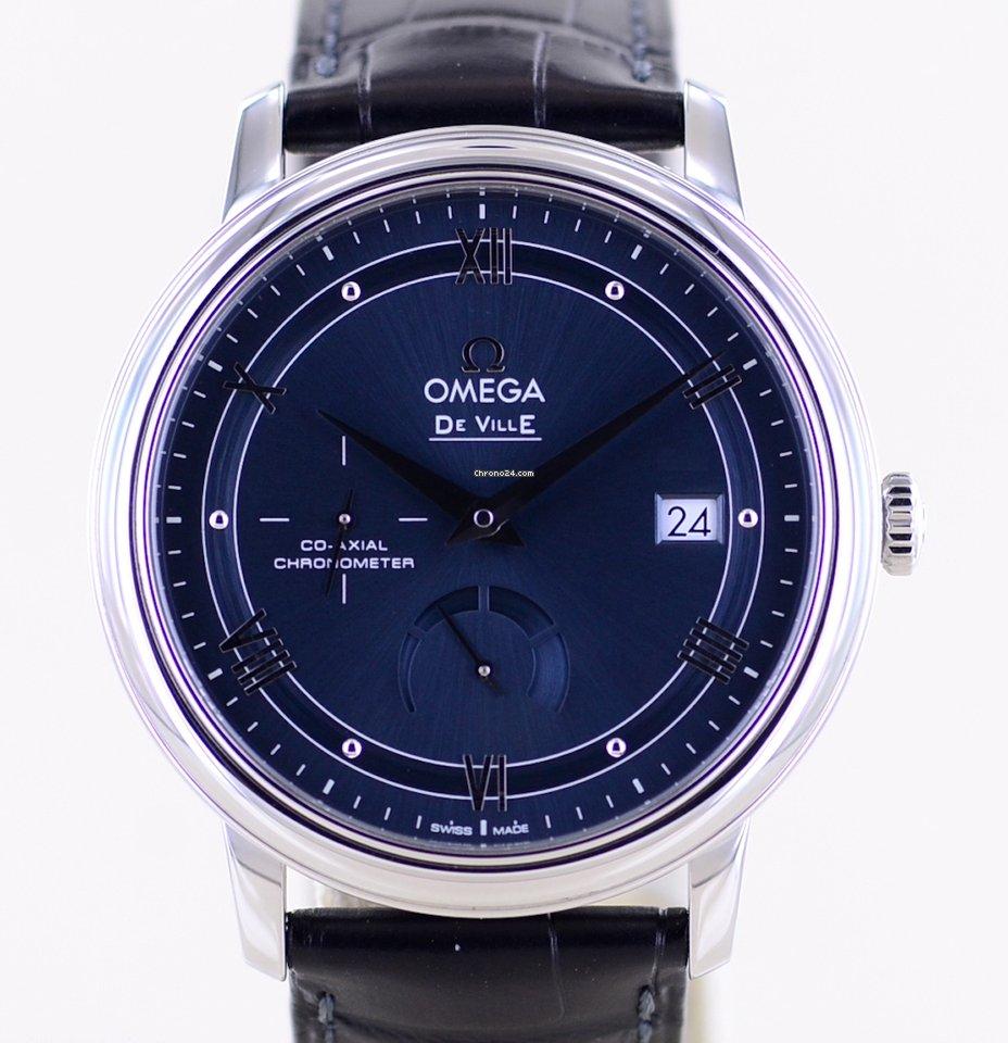 Omega De Ville Prestige 424.13.40.21.03.002 2017 neu