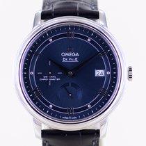 Omega De Ville Prestige Stahl 39.5mm Blau Keine Ziffern Deutschland, Langenfeld