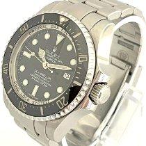 Rolex Sea-Dweller Deepsea Steel 44mm Black Australia