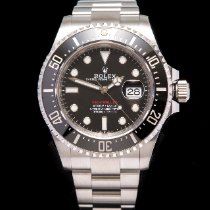 Rolex 126600 Steel 2018 Sea-Dweller 43mm pre-owned United Kingdom, Macclesfield