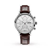 IWC IW391007 Steel Portofino Chronograph 42mm new United States of America, New York, New York