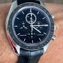 Omega Speedmaster Professional Moonwatch Moonphase Steel 44.25mm Black United States of America, Illinois, Chicago