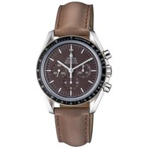 Omega Speedmaster Professional Moonwatch 311.32.42.30.13.001 Novo Aço 42mm Corda manual