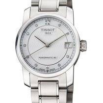 Tissot Titanium Automatic Titanium 32mm Mother of pearl Arabic numerals United States of America, New Jersey, Somerset