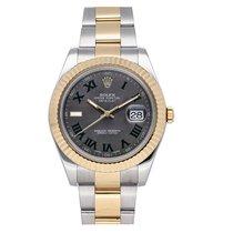 Rolex 116333-0001 Steel Datejust II 41mm pre-owned United States of America, Pennsylvania, Bala Cynwyd