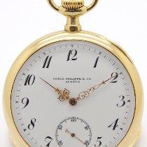 Patek Philippe Uhr gebraucht Gelbgold 47mm Arabisch Handaufzug Nur Uhr