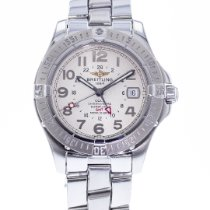 Breitling A32350 Steel Colt GMT 40.5mm pre-owned United States of America, Georgia, Atlanta