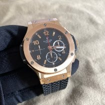 Hublot Big Bang 44 mm Rose gold 44mm Black Arabic numerals