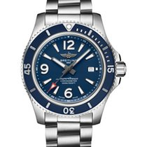 Breitling Superocean 44 Steel 44mm Blue Arabic numerals United States of America, Florida, Boca Raton