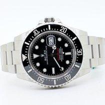 Rolex Sea-Dweller Deepsea новые 2018 Автоподзавод Часы с оригинальными документами и коробкой 126660