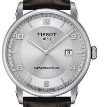 Tissot Luxury Automatic Stahl 41mm Silber Deutschland, Schwabach