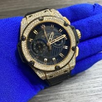 Hublot King Power Rose gold 48mm Transparent No numerals United States of America, New York, NEW YORK