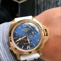 Panerai Special Editions Rose gold 44mm Blue Arabic numerals United States of America, Florida, Coconut Creek