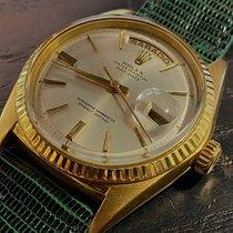 Rolex Day-Date 36 Oro giallo 36mm Argento Senza numeri Italia, alassio
