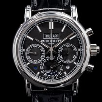 Patek Philippe Perpetual Calendar Chronograph Platinum 40.2mm United States of America, Massachusetts, Boston