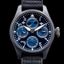 IWC Big Pilot Ceramic 48mm Arabic numerals United States of America, Massachusetts, Boston