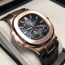 Patek Philippe 5712R-001 Pозовое золото 2020 Nautilus 40mm новые