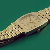 Omega Constellation Yellow gold Champagne United States of America, California, Los Angeles