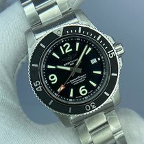 Breitling Superocean 44 Steel 44mm Black Arabic numerals United States of America, Kentucky, Lexington