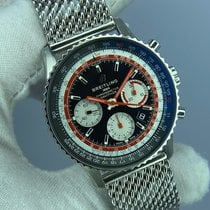 Breitling Navitimer Steel 43mm Black No numerals United States of America, Kentucky, Lexington