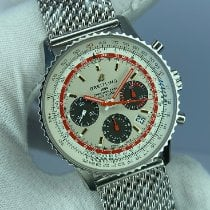 Breitling Navitimer Steel 43mm Silver No numerals United States of America, Kentucky, Lexington