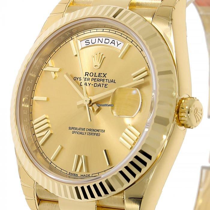 Rolex (ロレックス) デイデイト II 218238 2012 中古