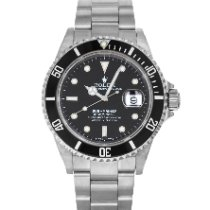 Rolex Submariner Date Steel 40mm Black No numerals United States of America, Maryland, Baltimore, MD