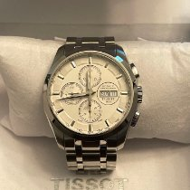 Tissot Couturier Steel 43mm White No numerals United States of America, Florida, Pace