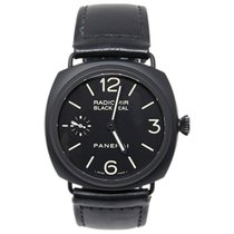 Panerai Radiomir Black Seal Ceramic 45mm Black Arabic numerals