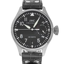 IWC Big Pilot Steel 46.8mm Black Arabic numerals United States of America, Maryland, Baltimore, MD