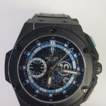 Hublot King Power Ceramic 48mm Black United States of America, New York, spring valley