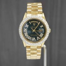 Rolex Day-Date 36 Yellow gold 36mm No numerals United States of America, California, Los Angeles