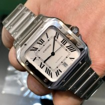 Cartier nové Automatika 39.8mm Ocel Safírové sklo