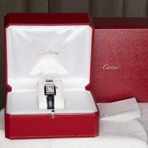 Cartier Tank Américaine White gold 19mm White Roman numerals United States of America, Washington