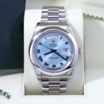 Rolex Day-Date II 218206 Very good Platinum 41mm Automatic United States of America, California, Los Angeles
