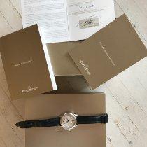 Jaeger-LeCoultre Master Chronograph Stahl 40mm Silber