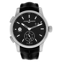 Ulysse Nardin Dual Time 3343126 Very good Steel 42mm Automatic